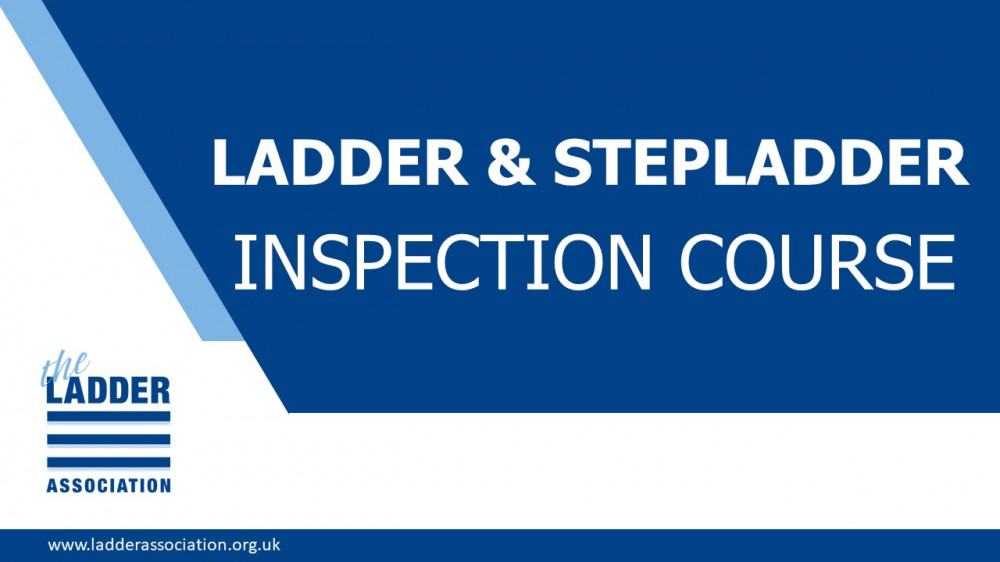 Ladder & Stepladder Inspection Course